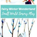 Fairy Winter Wonderland Small World