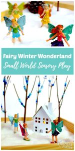 Fairy Winter Wonderland Small World
