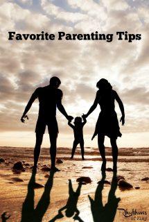Favorite Parenting Tips
