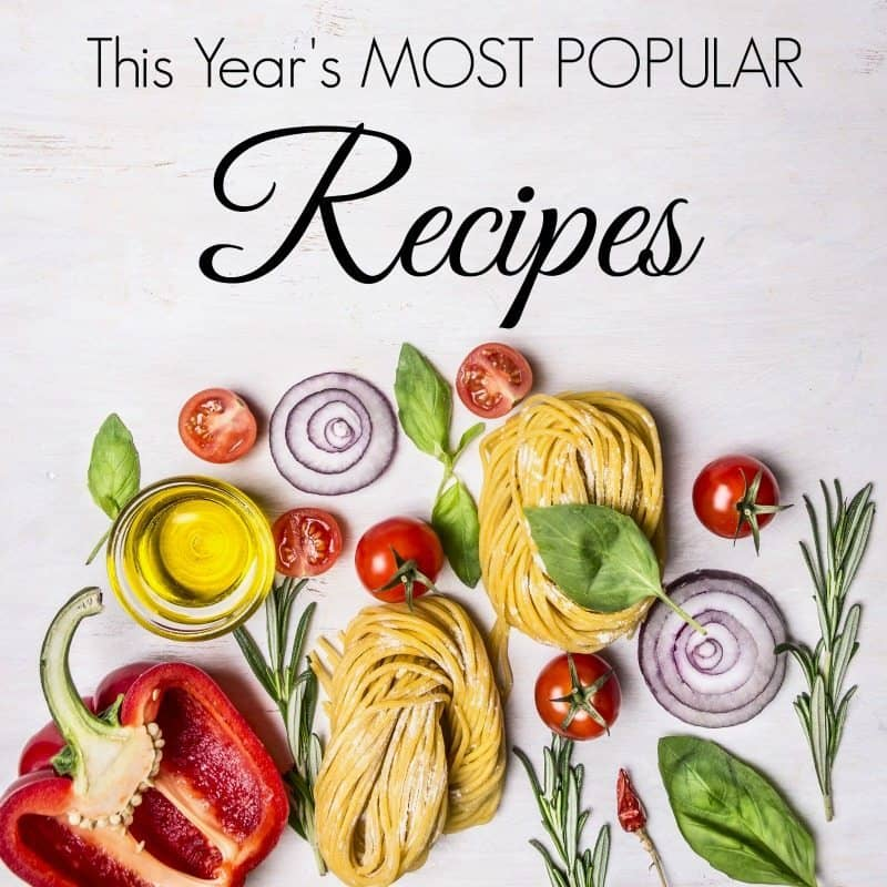 Top 5 family friendly recipes