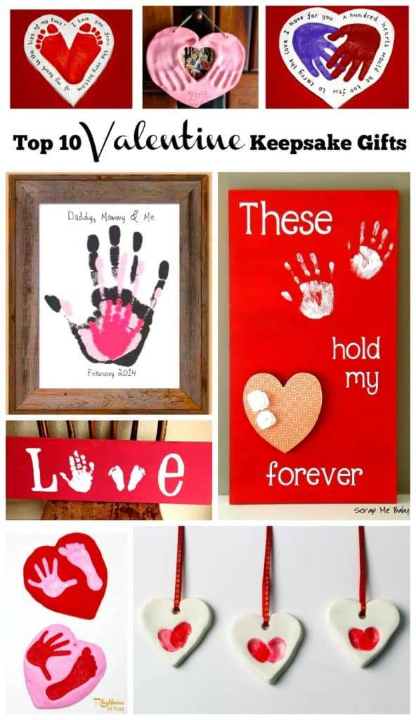 Top 10 Valentine Keepsake Gifts