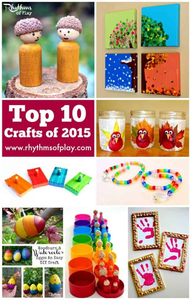 Top 10 crafts of 2015