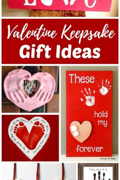 Valentine Keepsake Gifts Kids Can Make
