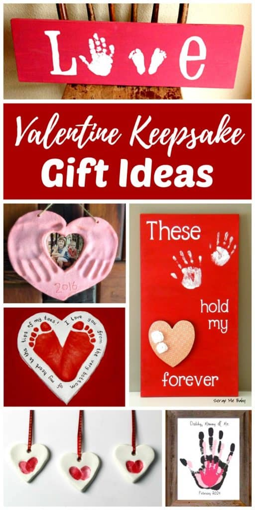Valentine's Day crafts and gift ideas
