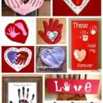 Valentine Keepsake Gifts Kids Can Make
