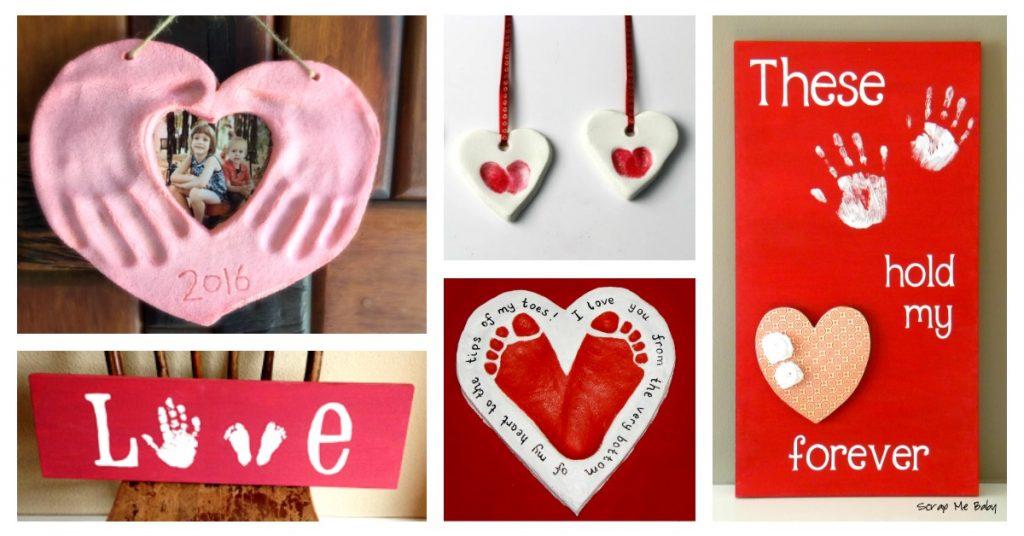 Valentine Keepsake Gifts Kids Can Make - Rhythms of Play