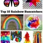 Top 10 Rainbow Suncatchers