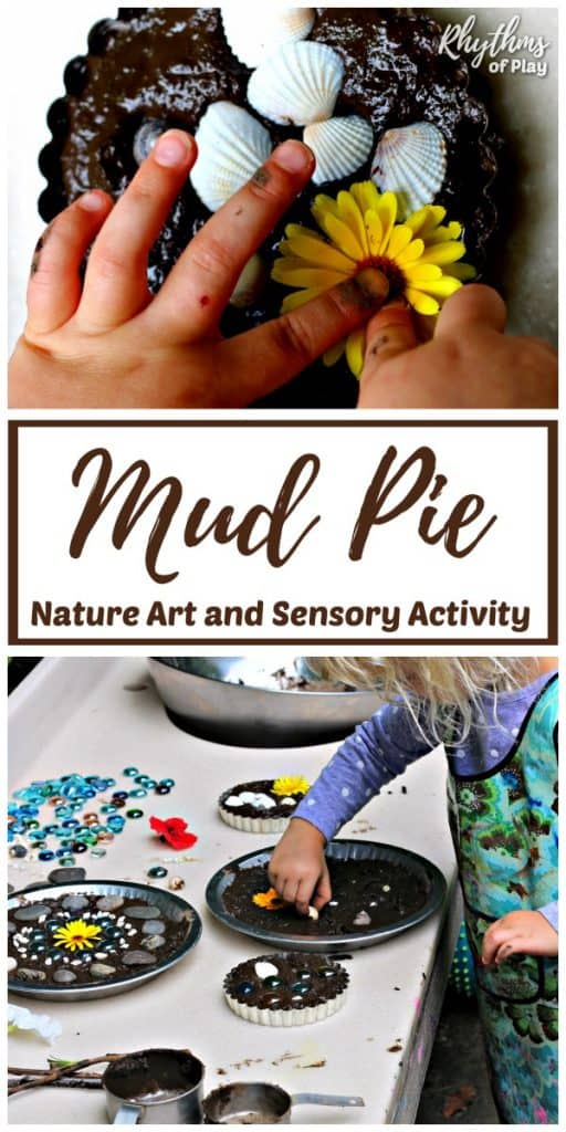 How to make mud pies
