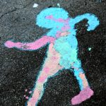 Shadow Art Outdoor Science for Kids