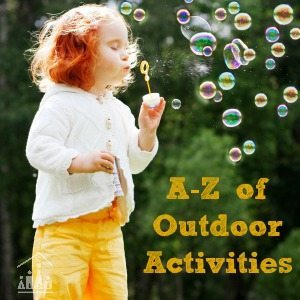 A-Z of Outdoor Activities