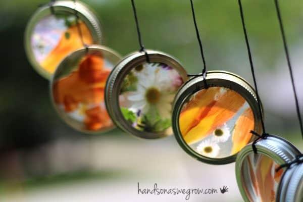Top 10 flower suncatchers