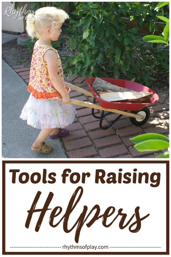 best tools for kids - tools for raising helpers