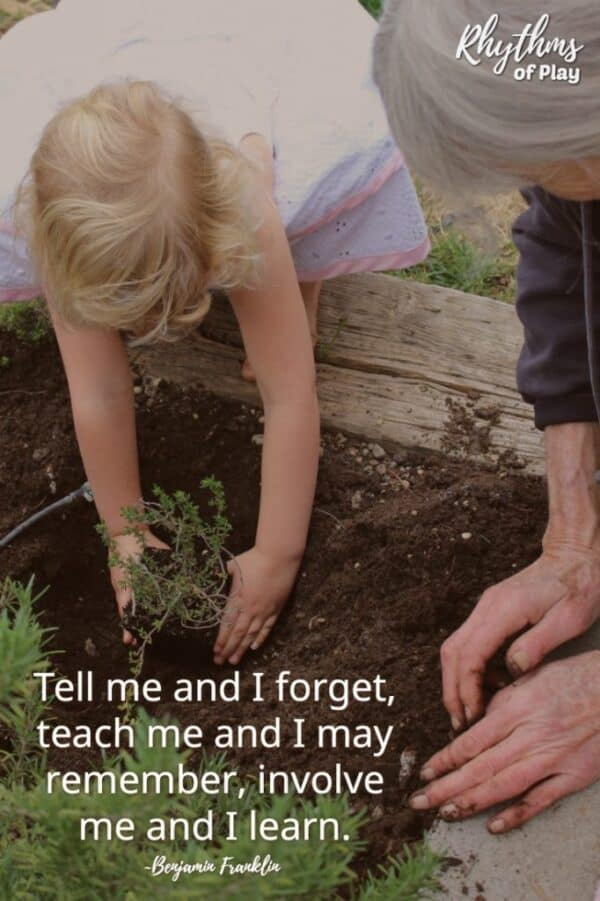 "chores for kids - ""Tell me and I forget, teach me and I may remember, involve me and I learn."" ~Ben Franklin"