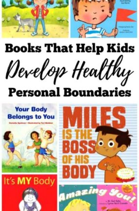 As parents, teachers, counselors, and caregivers, we need to help our children develop body boundaries.These books that help teach healthy body boundaries for preschoolers and up will help your child learn about good touch and bad touch. Learning how to say no to unwanted advances from both friends and strangers is important to a child's social-emotional health and development, and may save them from molestation and sexual abuse.