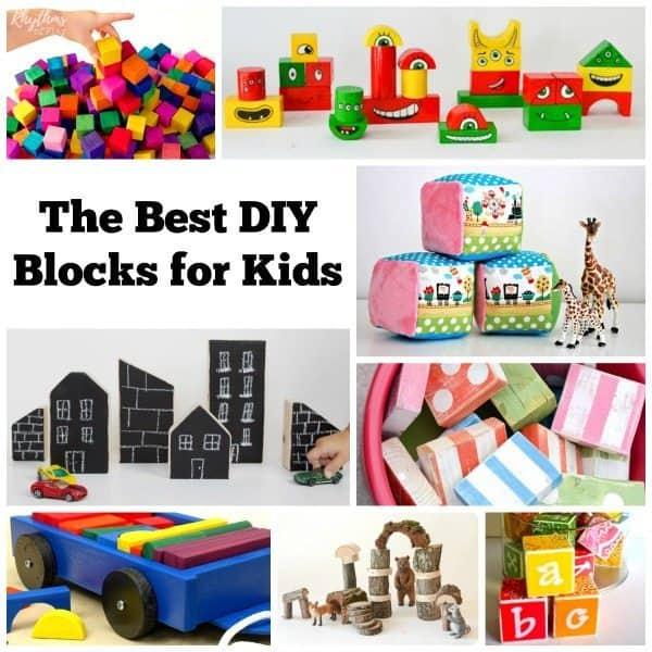 The Best DIY Blocks for Kids sq1