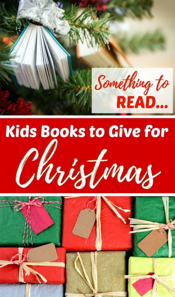 The best kids books to give for Christmas! Give the children in your life something they want, something they need, something to wear, and something to READ this holiday season! Every child should get at least one of these classic favorite books for Christmas.