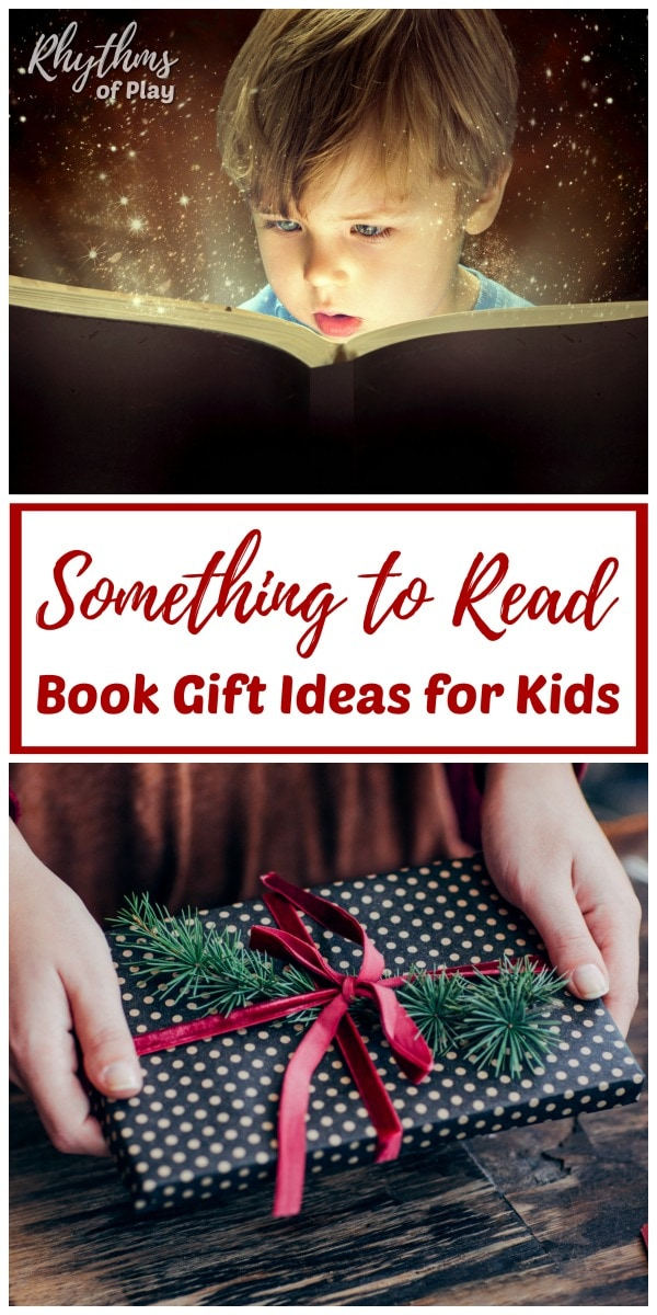 Best book gift ideas for kids of all ages!