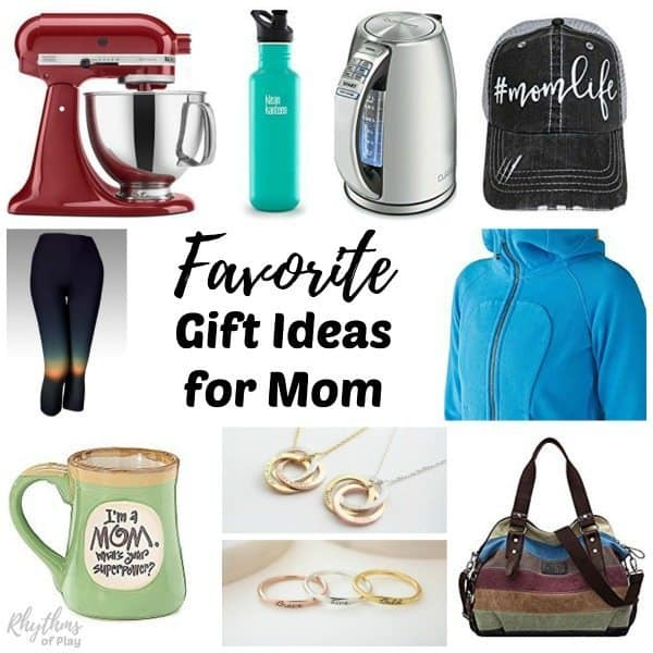 Best gifts for mom she will love!