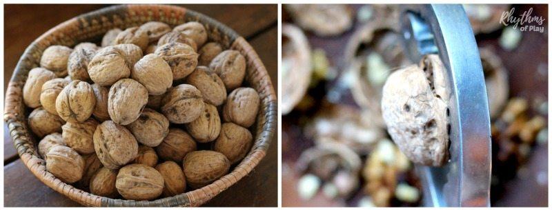walnut-shell-manger-christmas-ornament