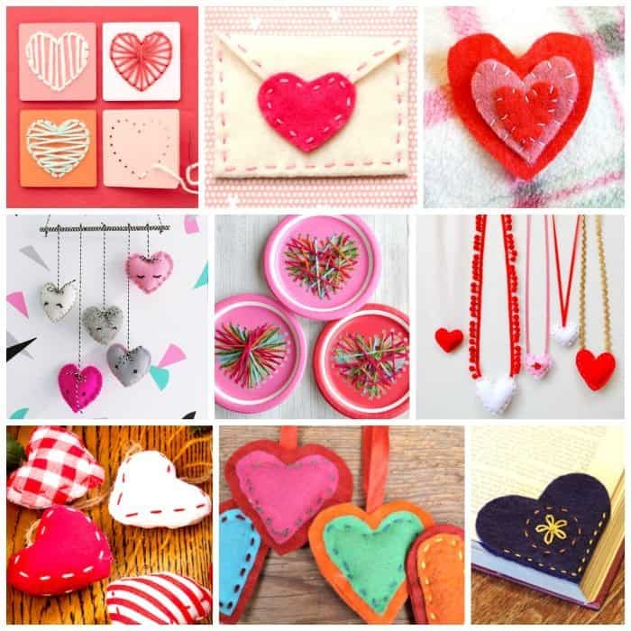 Easy Heart Sewing Projects For Beginners Rhythms Of Play