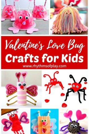 valentine's day love bugs