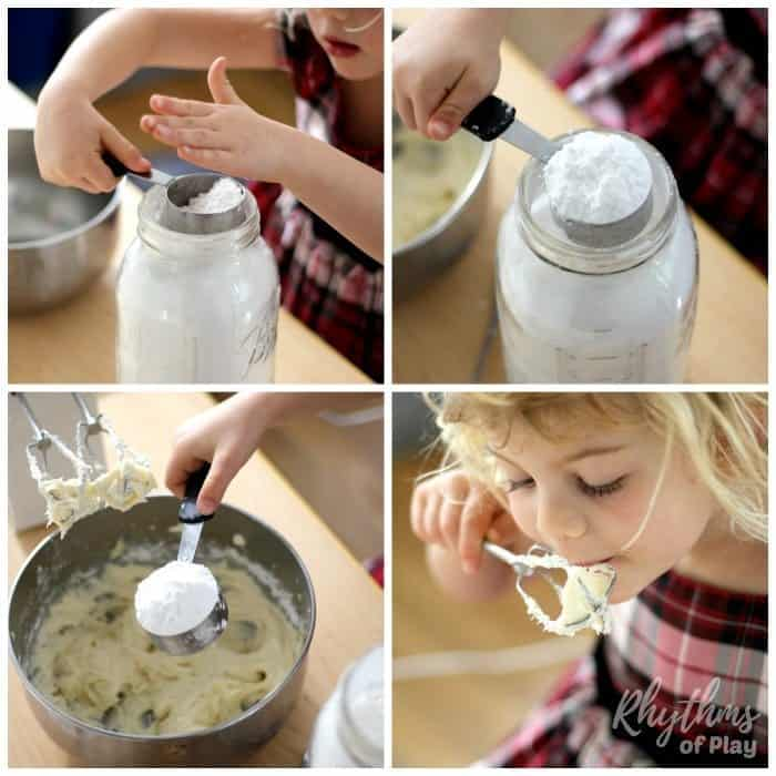 Kindness Cake Mix Sugar Cookies Frosting Process Sq