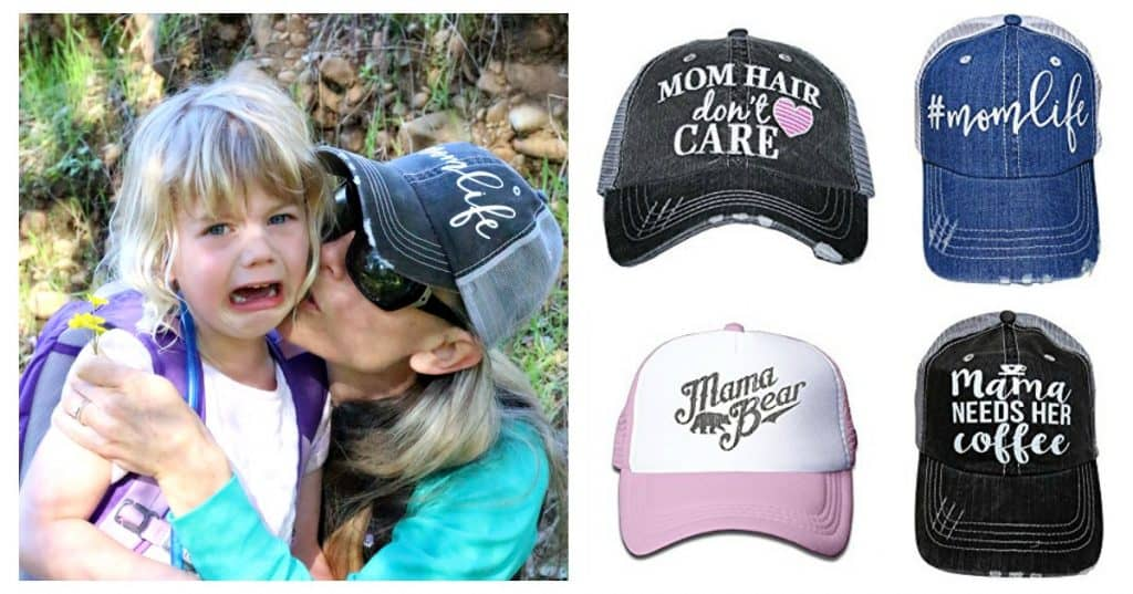 d4f5c92ddeeaad Mom Hats for Messy Hair Don't Care Days | Rhythms of Play