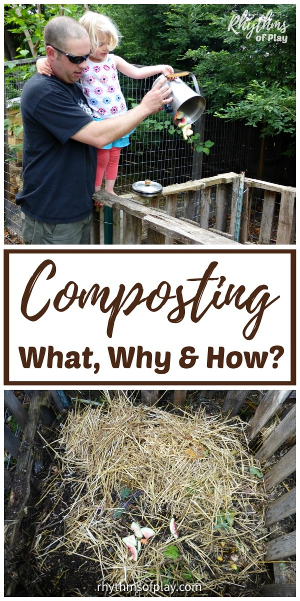 backyard composting at home