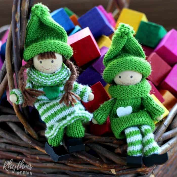 The Kindness Elves are a refreshing variation on the Elf on the Shelfnightmare. They encourage children to commit small acts of kindness in service to others during the holidays and at other times of the year.