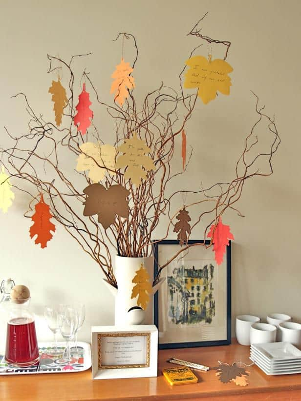 thankgiving tree idea