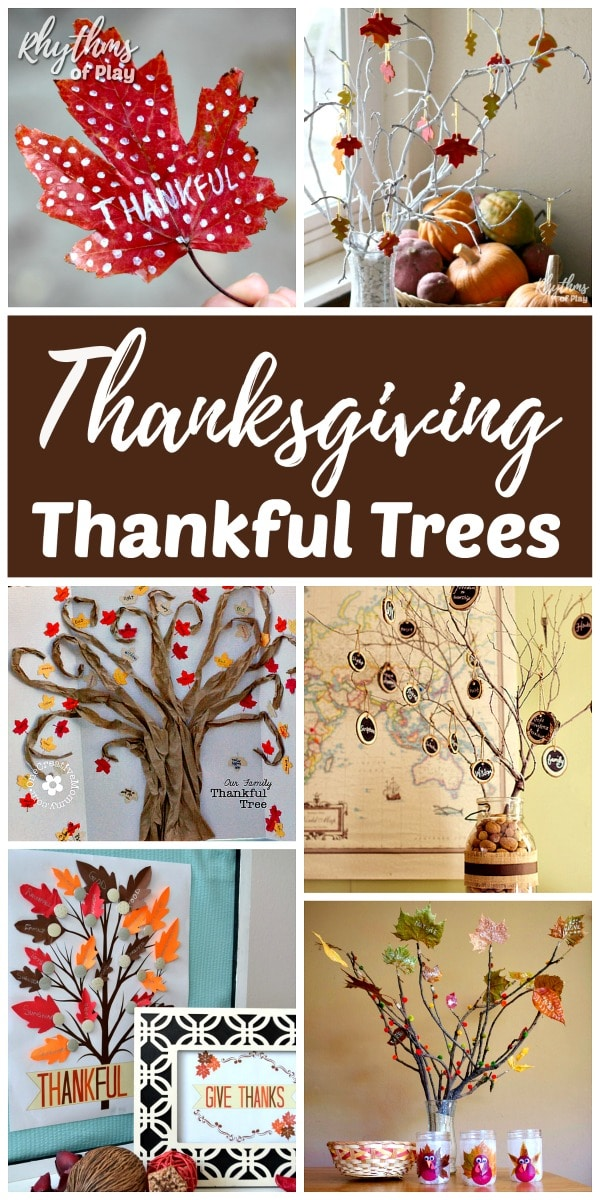 thankful tree tradition ideas