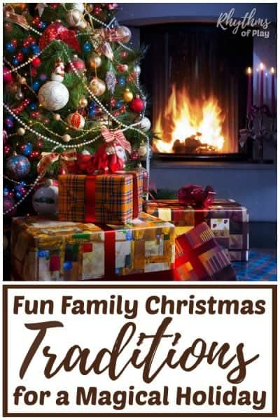 Fun Christmas Traditions to start this year!