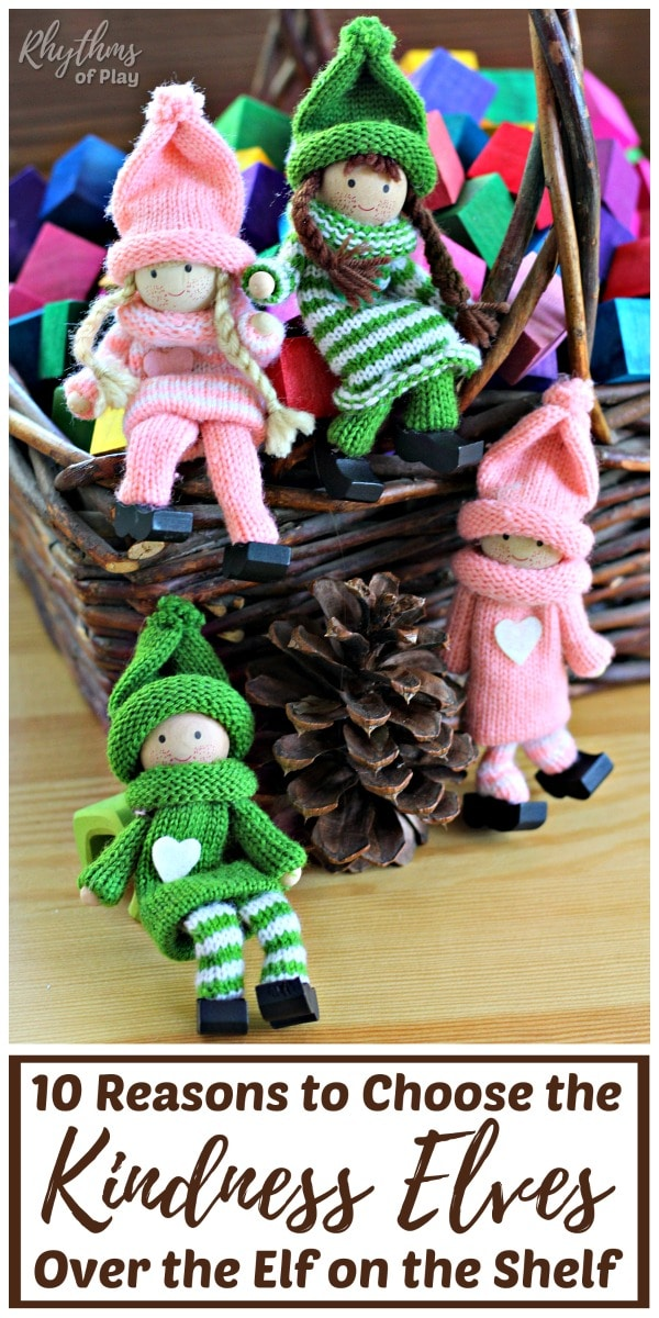 Kindness Elves Christmas Tradition