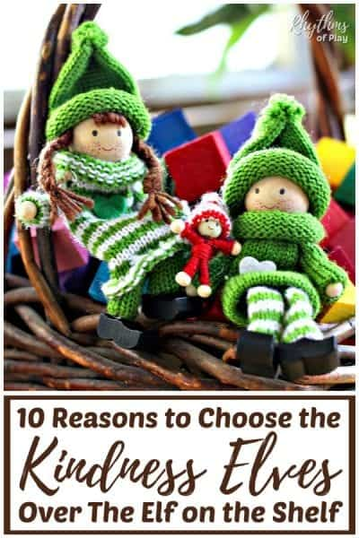 Encourage kindness with the Kindness Elves