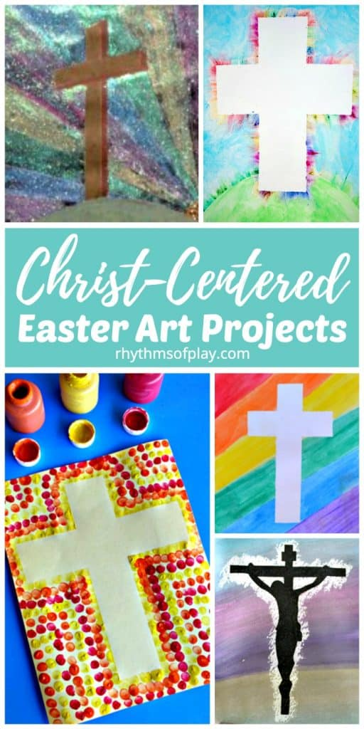 Christ Centered Art Project Ideas