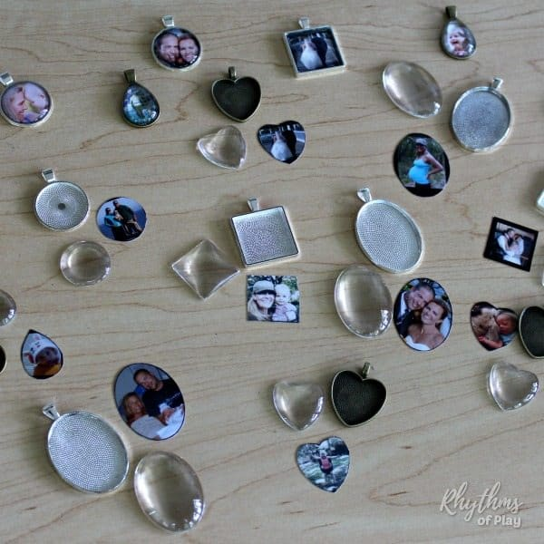 picture necklaces