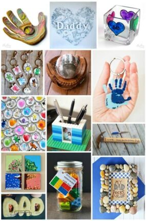 Handmade Gift ideas for Dad and Grandpa
