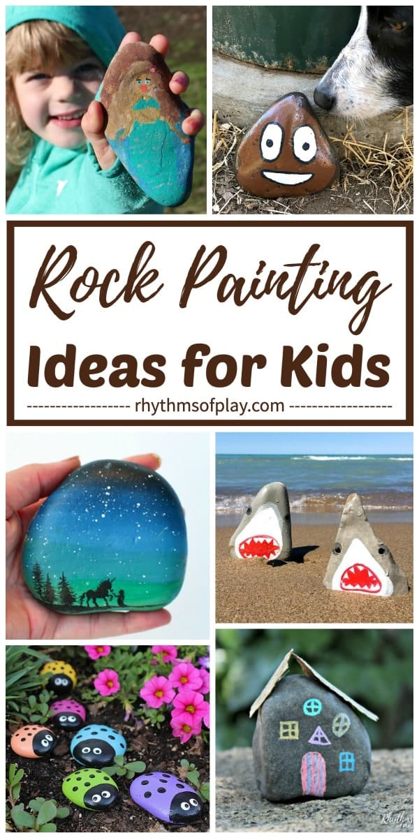 Painted Rocks How To Paint Rocks And Best Rock Painting Ideas Rop