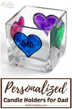 homemade gift idea for dad