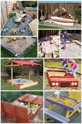 sandbox ideas