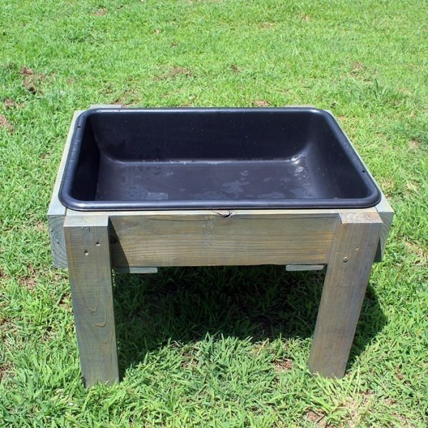 DIY sand table or water table