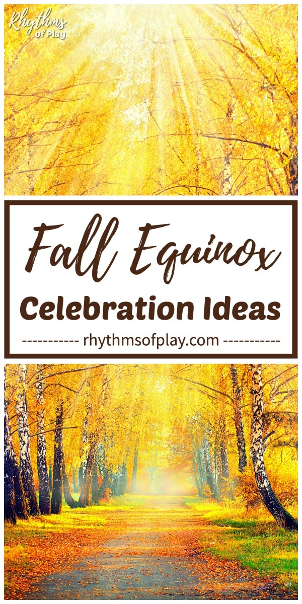 fall autumnal equinox celebration ideas