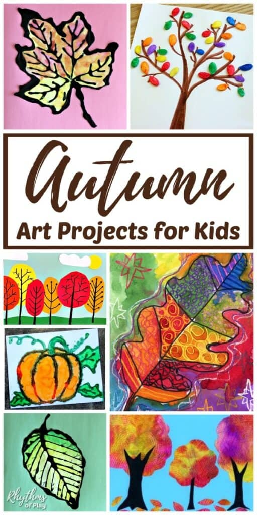 Fall Craft Projects For Elementary