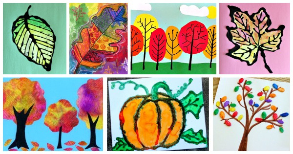 The Best Fall Art Projects For Kids Rhythms Of Play