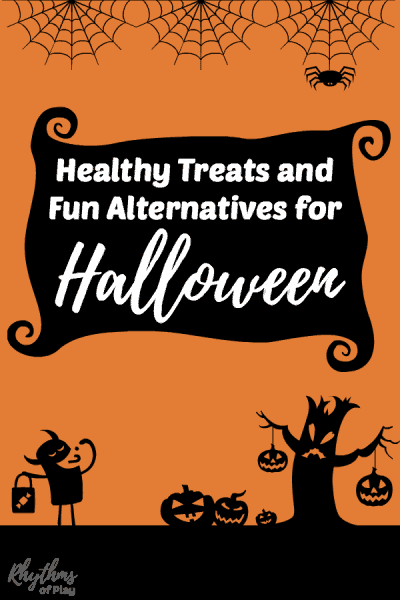Halloween Handout Ideas: Healthy Treats and Non-Candy Alternatives for Kids