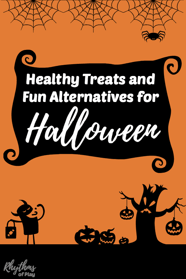 Halloween treats: Healthy Halloween treats and fun candy alternatives to hand out on Halloween