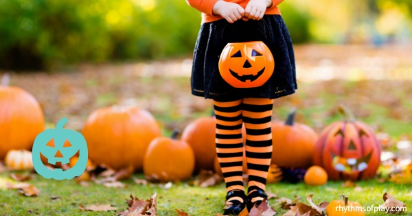 Halloween treats and safe non-candy alternatives for kids and trick or treaters