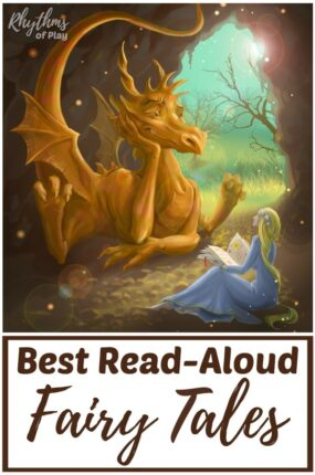 How fairy tales aid in child-development and book recommendations