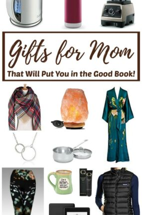 Best gifts for mom!