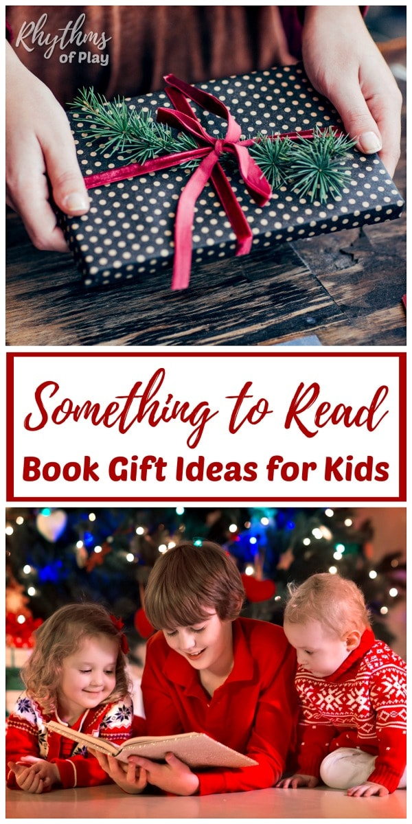 Best book gift ideas for children from toddlers to teens!